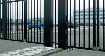 Vehicle and Pedestrian Entrance Control