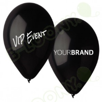 VIP Event Printed Latex Balloons For Car Dealerships