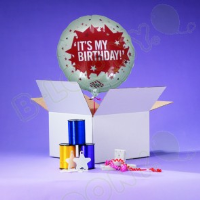 Balloon In A Box For Commercial Businesses