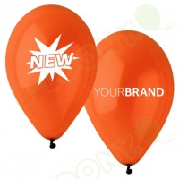 Bespoke New Printed Latex Balloons For Corporate Events In Luton