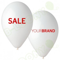 Bespoke Sale Printed Latex Balloons For Floristry Business In Luton