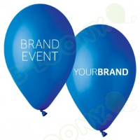 Bespoke Brand Event Printed Latex Balloons For Corporate Events In Hemel Hempstead