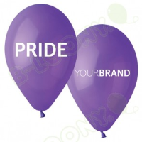 Bespoke Pride Custom Printed Latex Balloons For Educational Institution In High Wycombe