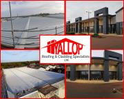 Asbestos Sheet Cladding Removal For New Builds In Hartlepool