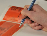 Write And Seal Labels With Enhanced Colours For Tracking Of Products In North London
