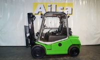 Electric Forklift Trucks For Hire Solutions In Scotland