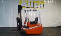 Gas Sit down High Lift Pallet Trucks For Hire Solutions NationWide
