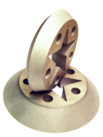 Complex Shape In Tube Waterjet Cutting Services