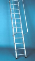 Stainless Steel Ships Gangway Ladder For Commercial Industries