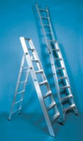 Stainless Steel Euro Swingback Steps For Commercial Industries