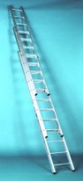 Stainless Steel Extension Ladders For Commercial Industries