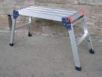 Stainless Steel Hop-up Platform For Commercial Industries