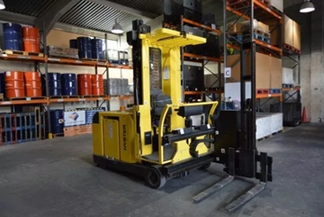 Ped Pallet Stacker Operator Training In Reading