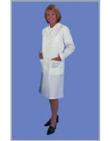 Womens Laboratory Coat