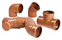 Terracotta Sewer Pipe Fittings