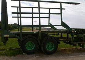 Bale Chaser Services For Farmers in Sussex