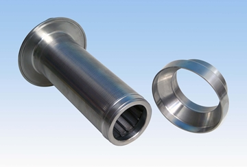 PURE-SCREEN STAINLESS STEEL WEDGE WIRE FILTERS