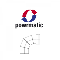 Powrmatic Stainless Steel NVx Flue