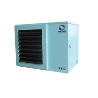 Powrmatic NVx Gas Fired Unit Heaters