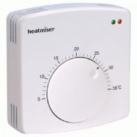 Heatmiser Dial Type Thermostats