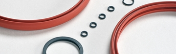 Precision Engineering For  Collars Scraper Seals For Oil And Gas Industries