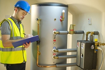 Commercial Heating System Servicing