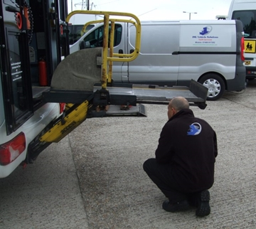 Maintenance Inspection Services for HGVs