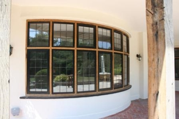 Double Glazed Steel Replacement Window System