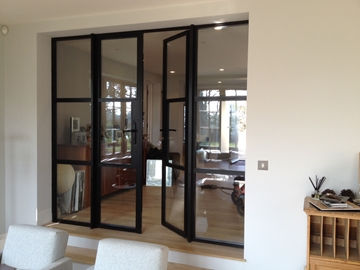 Full Locking Security for Office partitions
