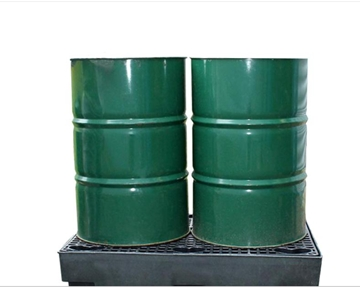 2 Drum Spill Containment Pallet Recycled