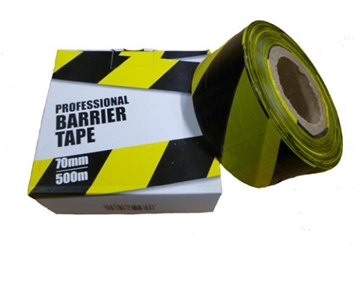 Barrier Tape Yellow & Black
