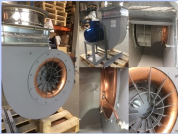 Axial Fans Suppliers UK
