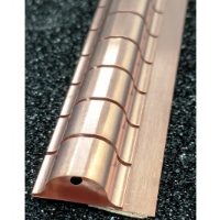 ECP 658 Beryllium Copper (Be/cu) Fingerstrip 19.81mm x 5.59mm (WxH)