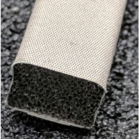 410-0100-0080SFG Fabric Over Foam Soft EMI Shielding Gasket Rectangle Shape 10.0mm x 8.0mm (WxH)