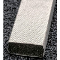 410-0127-0064SFG Fabric Over Foam Soft EMI Shielding Gasket Rectangle Shape 12.7mm x 6.4mm (WxH)
