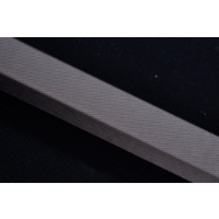 410-0039-0030SFG Fabric Over Foam Soft EMI Shielding Gasket Rectangle Shape 3.9mm x 3.0mm (WxH)