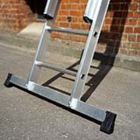 Platinum Industrial Extension Ladders