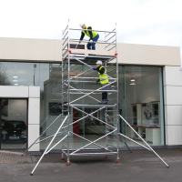Contractor Scaffold Tower
