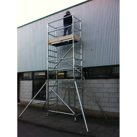 CenterFold Scaffold Tower