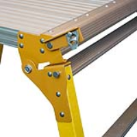 Trade GRP Fibreglass Micro Square Work Platform