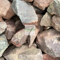 Bulk Bag Forest Rose Gabion Stone