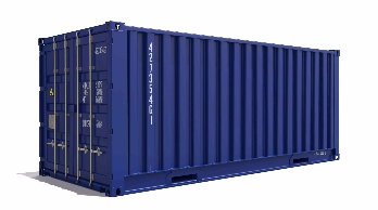 40' High-Cube Storage Containers