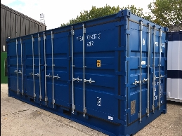 20' Side Loading Storage Containers