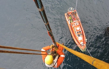 Surface Diving Project Assistant Specialists