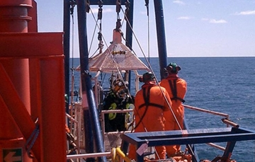 Minimal Risk Impact Surface Diving Systems