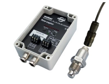 Flow Switch Liquid Media Extended Sensor Remote System