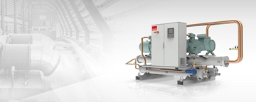 Water-Cooled Chillers For Hotels In Greater London