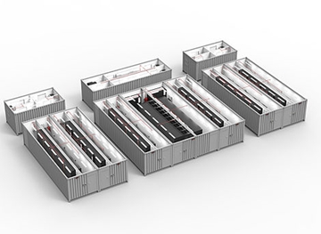 Scalable Modular Data Centres In The Middlands