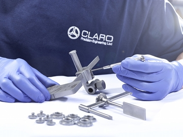 Precision Mechanical Assembly Services