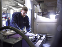 Four Axis CNC Milling Services